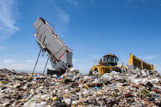 Industrial Odour Control in landfills