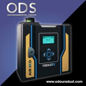 Prevent dust inhalation with monitoring equipment